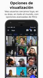 Captura 3 de Wapo: Buscador de chicos gays, chat gay y ligar para android