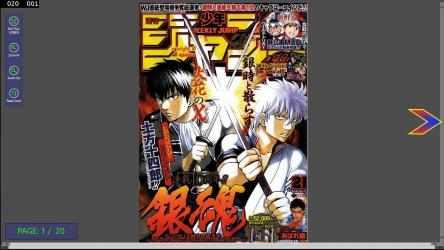 Captura de Pantalla 5 de Manga X para windows