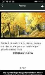 Captura 6 de Spanish Holy Bible with Audio para windows