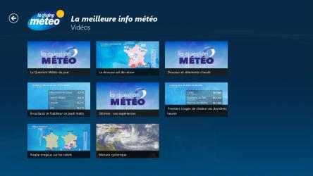 Imágen 7 de La Chaîne Météo para windows