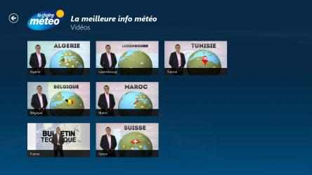 Captura 6 de La Chaîne Météo para windows