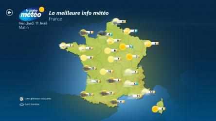 Imágen 3 de La Chaîne Météo para windows