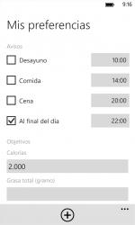 Screenshot 11 de Diario de los alimentos para windows