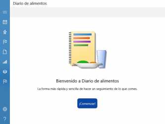 Screenshot 6 de Diario de los alimentos para windows
