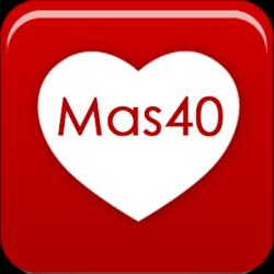 Imágen 1 de Mas40 - busca pareja y conocer gente para android