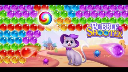Captura de Pantalla 1 de Witch Pop - Magic Bubble Shooter & Match 3 Wizard para windows