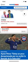 Screenshot 1 de Radio MARCA para iphone