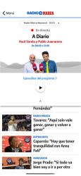 Screenshot 2 de Radio MARCA para iphone