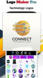 Imágen 8 de Logo Maker 2020- Logo Creator, Logo Design para android