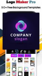 Captura de Pantalla 13 de Logo Maker 2020- Logo Creator, Logo Design para android