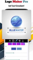 Captura 11 de Logo Maker 2020- Logo Creator, Logo Design para android