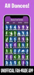 Captura 1 de Dances from Fortnite para iphone