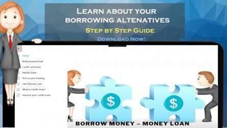 Screenshot 1 de Borrow money loan guide! payday loans credit score para windows