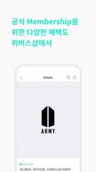 Captura 7 de 위버스샵 Weverse Shop para android