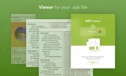 Screenshot 1 de APK Viewer para windows