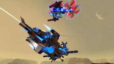 Captura 5 de Robocraft Infinity para windows