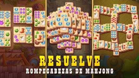 Imágen 3 de Sheriff of Mahjong: une fichas, renueva la ciudad para windows
