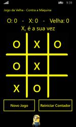 Screenshot 3 de Jogo da Velha Minions para windows