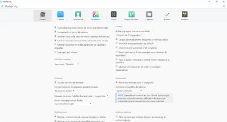 Captura de Pantalla 3 de Mailspring para windows