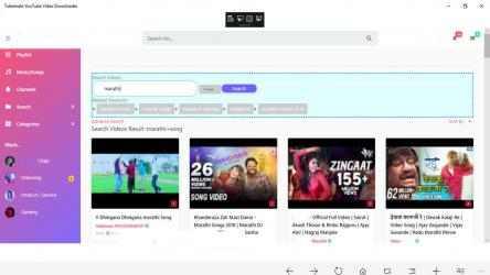 Screenshot 12 de TubeMate Youtube Video Downloader para windows