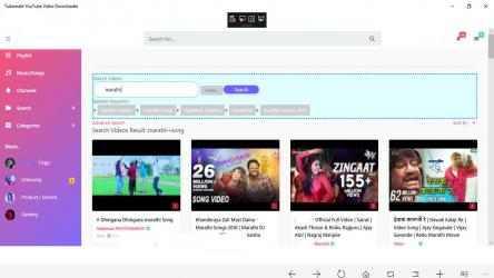 Imágen 2 de TubeMate Youtube Video Downloader para windows