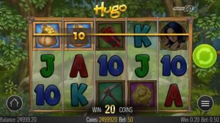 Captura 9 de Hugo Free Casino Slot Machine para windows