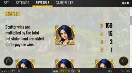 Captura 5 de Hugo Free Casino Slot Machine para windows