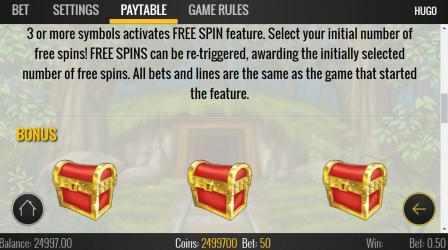 Imágen 6 de Hugo Free Casino Slot Machine para windows