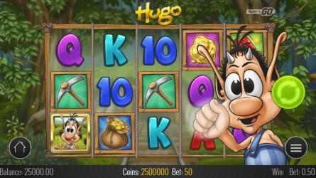 Screenshot 1 de Hugo Free Casino Slot Machine para windows