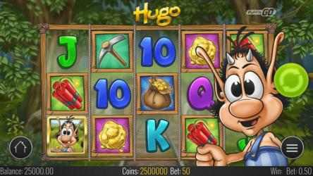 Screenshot 8 de Hugo Free Casino Slot Machine para windows