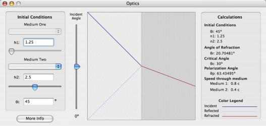 Screenshot 3 de Physics 101 SE para mac