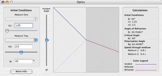 Captura 3 de Physics 101 SE para mac