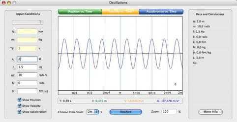 Captura de Pantalla 4 de Physics 101 SE para mac