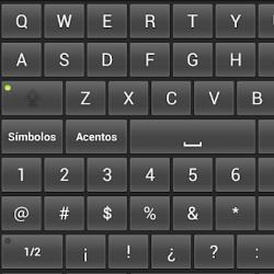 Imágen 1 de Teclado simple para android