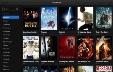 Captura 8 de Popcorn Time para mac