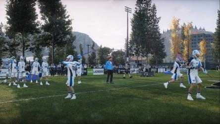 Captura de Pantalla 5 de Casey Powell Lacrosse 16 para windows