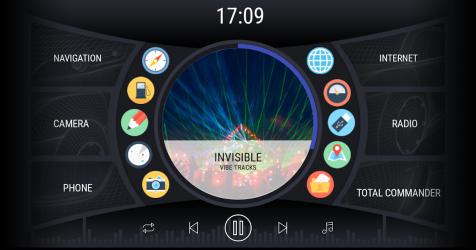 Imágen 10 de Curve - theme for CarWebGuru launcher para android