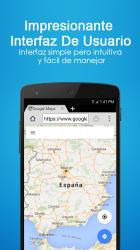 Screenshot 4 de Navegador 4G - Rápido, Pequeño para android