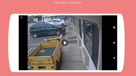 Captura de Pantalla 7 de aiwatch - opensource ip camera viewer/monitor para android