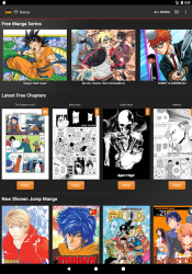 Captura 6 de Shonen Jump Manga & Comics para android