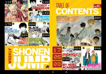Imágen 9 de Shonen Jump Manga & Comics para android