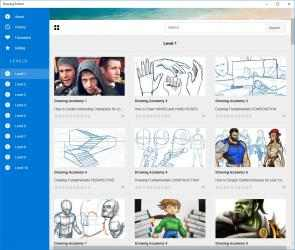 Screenshot 2 de Drawing School para windows