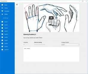 Captura de Pantalla 3 de Drawing School para windows