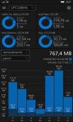 Captura 8 de Network Data para windows