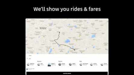 Captura 5 de Uber para windows