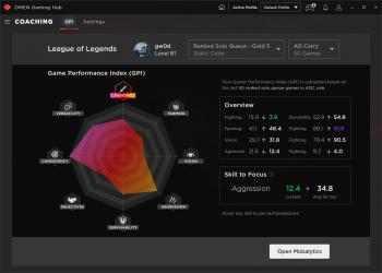 Screenshot 5 de OMEN Gaming Hub para windows