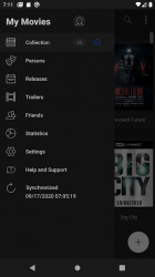 Imágen 8 de My Movies 3 - Movie & TV Collection Library para android