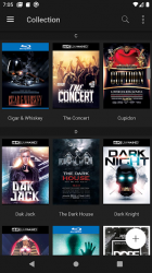 Screenshot 2 de My Movies 3 - Movie & TV Collection Library para android