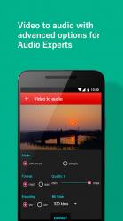 Captura de Pantalla 5 de vídeo al convertidor de mp3 para android