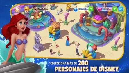 Captura de Pantalla 2 de Disney Magic Kingdoms: ¡Crea Tu Propio Parque Mágico! para windows